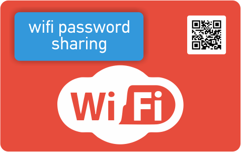 wifi access with IQ code
